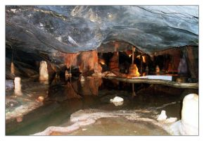 The Caves by ClaireM