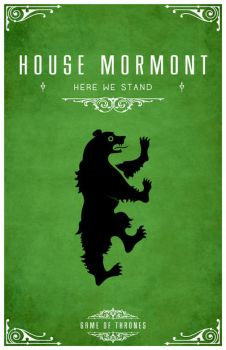 House Mormont by LiquidSoulDesign