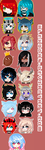 Pixel Batch #1 by Alexidas