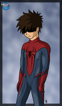 The Amazing Spider-Man by TheBlueFruit