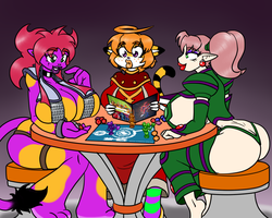 The Saturday Night Game! by Kecomaster! by BalloonPrincess