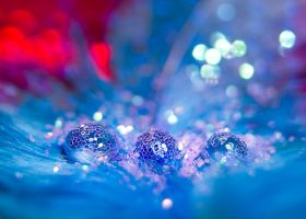 Drops and glitter 1st try by brokenbokeh
