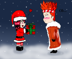 CE: Merry Christmas Kidd by bigred767