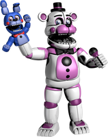 Funtime Freddy by AlexExodius