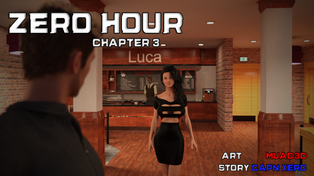 Zero Hour - Chapter 3 by Muad3D