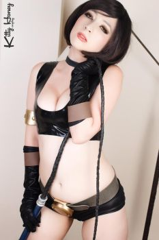 Boudoir Whip from King Of Fighters by Kitty-Honey