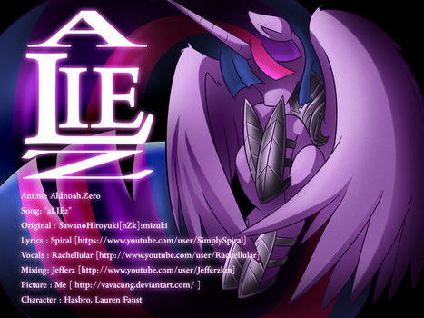 [PMV] Aliez - Princess Twilight Another Story by vavacung