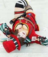 Mad Moxxi: Queen of Hearts by II2DII