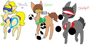 Sport Adopts Set 1 by R-C-R