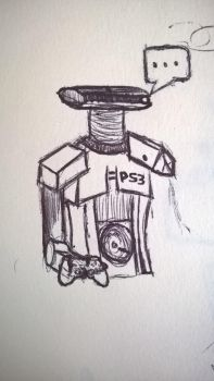 robo PS3 by brutalwolf02
