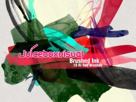 Brushed Ink Brushset by LDN755