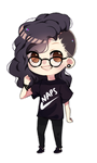 little skrillex by Tuliblu