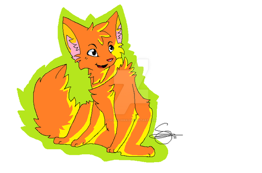 Fox Adopt! CLOSED by Uchiki-Hikki