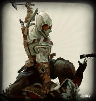 Connor Kenway by gilly15