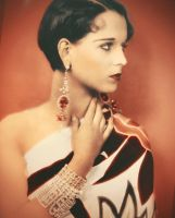 Louise Brooks - Colorize by Tricia-92