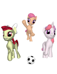 cutie mark crusaders by FlutterMint