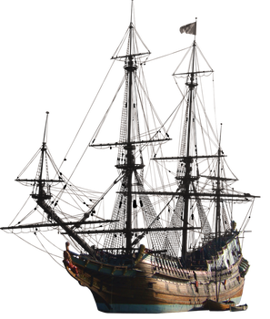 old Ship by gatterwe