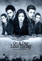 on a day like today by hussieny