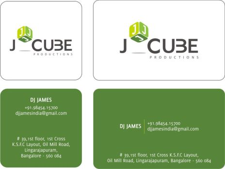 J CUBE by iamgraphik