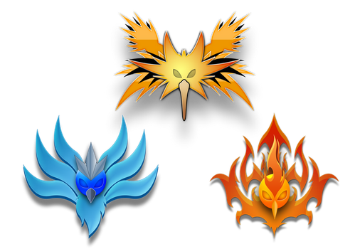 Winged Mirages by KuyaNix