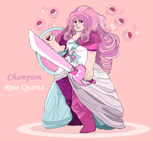 Steven Universe and Pokemon Crossover - Rose