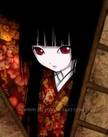 Jigoku Shoujo - Enma Ai by I3I