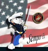 Semper Fi Bugs by buster126