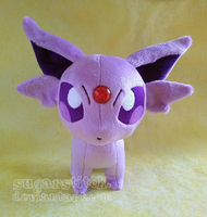 Pokemon: Petit Espeon by sugarstitch