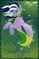 Pond Prancer by a-map