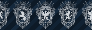 Arcanum Universum College Crests by AU-Headmaster