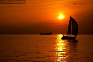 A boat called Hope... by V-Light