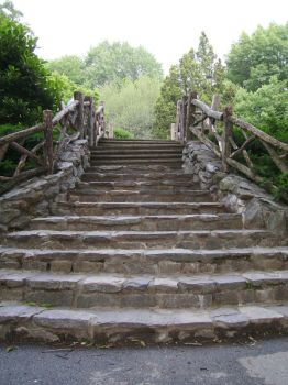 Stone Stairway by Little-Princess-Kate