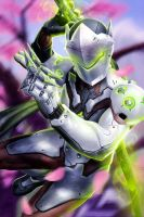 Genji  by Nazuroth