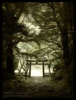 Trailhead Tori - Nogata, Japan by AndrewMarston