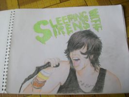 sleeping with sirens by anime-lover05