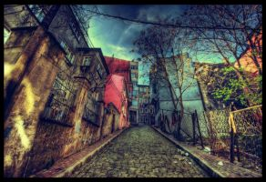 Up to the Limit HDR by ISIK5