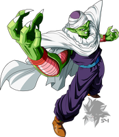 Piccolo w Cape by MAD-54