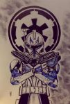 Clone Trooper Rex by ringwrm