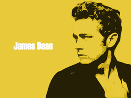 James Dean by DiMatteo
