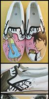 Nodame cantabile shoes by OpaliChan