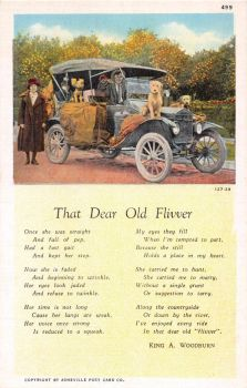 That Dear Old Flivver by Yesterdays-Paper