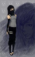 ANBU character design by kindnessisacardgame