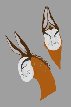 Mahu Mask Reference by Feather-Dancer