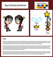 Ryan the Fairy God Parent Profile and Reference by HeartlessSlayer