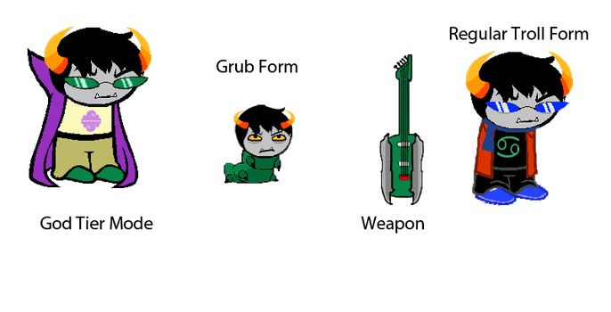 My Homestuck Troll OC: Caston Almere by lalalalakellinisepic