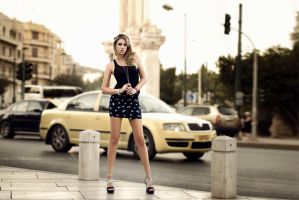 Taxi by OlgaAthens