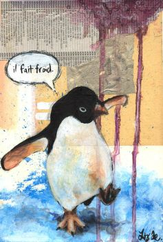 yes a penguin taught me french by liz2e
