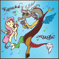 Karaoke is Magic by Opallene