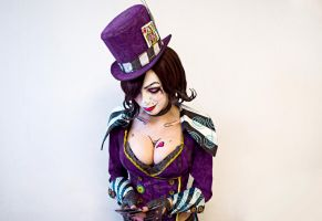 Borderlands 2 - Mad Moxxi by DariaRooz