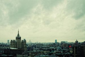 .Moscow. by Isaeva-me
